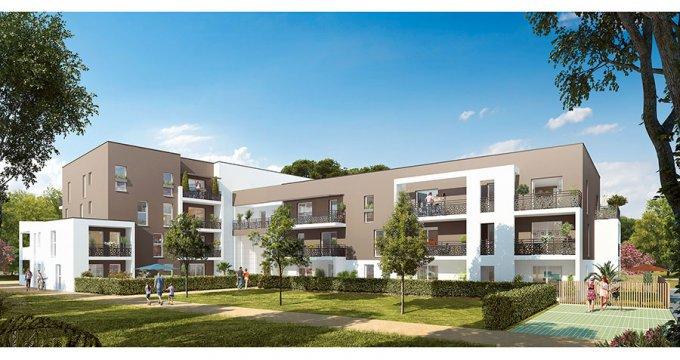 Achat / Vente appartement neuf Clisson proche centre (44190) - Réf. 970