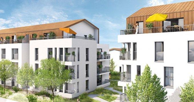 Achat / Vente appartement neuf Couëron plein centre-ville (44220) - Réf. 2618