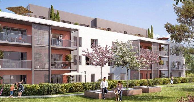 Achat / Vente appartement neuf La Chapelle-sur-Erdre proche du centre (44240) - Réf. 1279