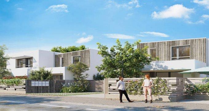 Achat / Vente appartement neuf La Turballe à quelques pas de la plage (44420) - Réf. 5687