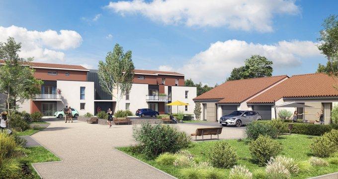 Achat / Vente appartement neuf Le Pellerin à deux pas de la Loire (44640) - Réf. 2575