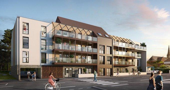 Achat / Vente appartement neuf Les Sornières centre-ville (44840) - Réf. 2162