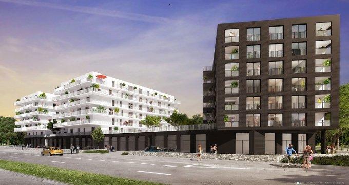 Achat / Vente appartement neuf Nantes Beaujoire (44000) - Réf. 1524