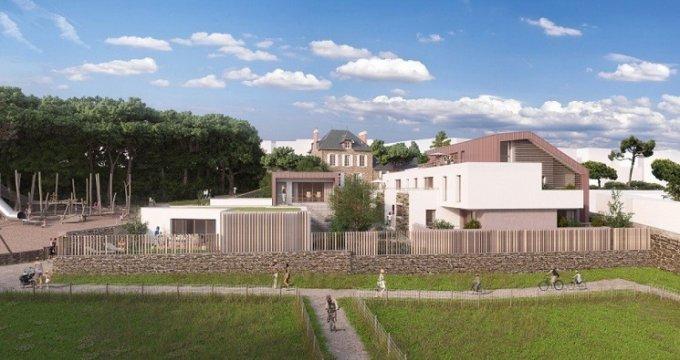 Achat / Vente appartement neuf Nantes Parc des Oblates (44000) - Réf. 229
