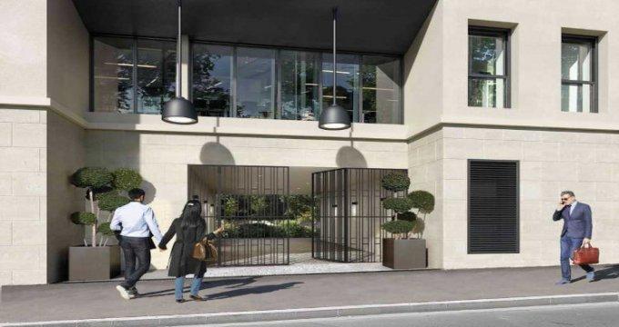 Achat / Vente appartement neuf Nantes proche des bords de l'Erdre (44000) - Réf. 5404