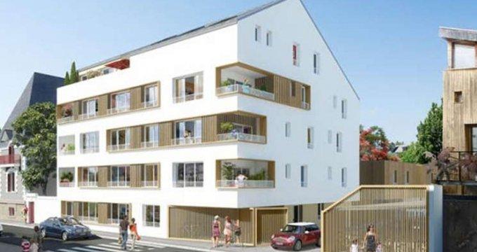 Achat / Vente appartement neuf Nantes proche Jardin des Plantes (44000) - Réf. 364