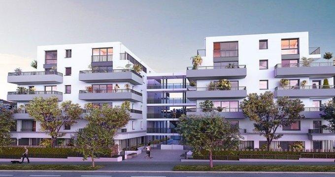 Achat / Vente appartement neuf Nantes proche parc floral de la Beaujoire (44000) - Réf. 1630