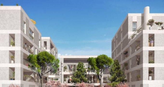 Achat / Vente appartement neuf Nantes proche république (44000) - Réf. 4871