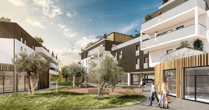 Achat / Vente appartement neuf Pornichet proche marché (44380) - Réf. 4924