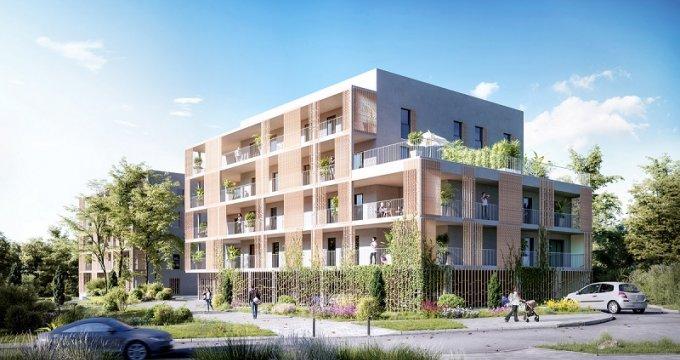Achat / Vente appartement neuf Rezé dans un nouvel écoquartier (44400) - Réf. 2110
