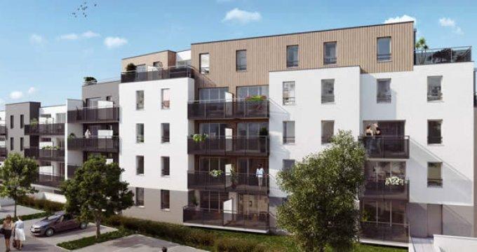 Achat / Vente appartement neuf Saint Herblain centre (44800) - Réf. 1167