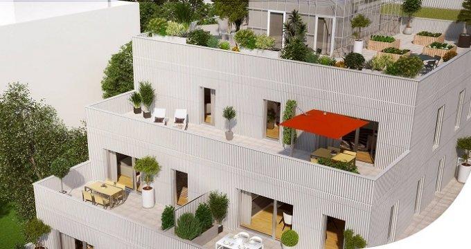 Achat / Vente appartement neuf Saint Herblain proche Chronobus et commerces (44800) - Réf. 2567