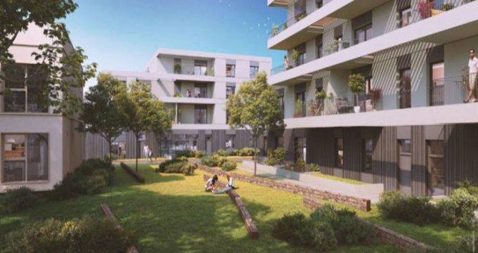 Achat / Vente appartement neuf Saint-Herblain proche commerces et transports (44800) - Réf. 4872