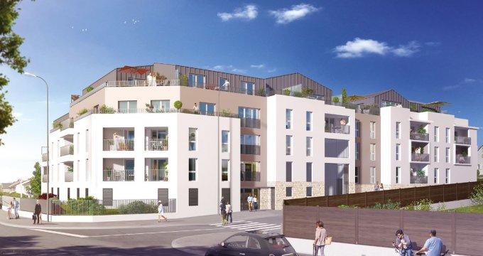 Achat / Vente appartement neuf Saint-Herblain quartier Bourg (44800) - Réf. 2889