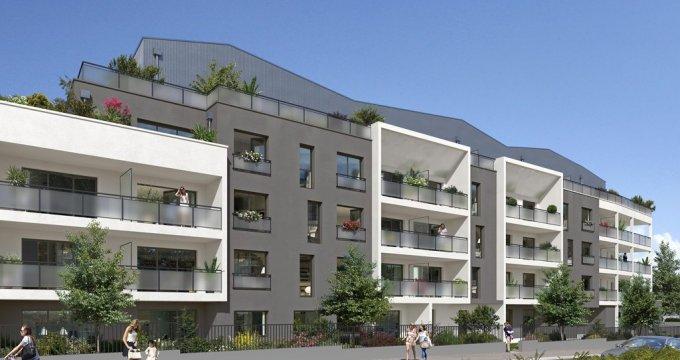 Achat / Vente appartement neuf Saint Nazaire proches des commodités (44600) - Réf. 2241