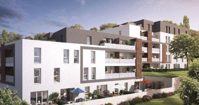 Achat / Vente appartement neuf Saint-Nazaire secteur de la cote d'amour (44600) - Réf. 5329
