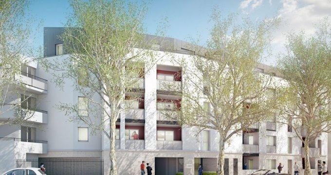 Achat / Vente appartement neuf Saint-Sébastien-sur-Loire quartier de la Martellière (44230) - Réf. 1601
