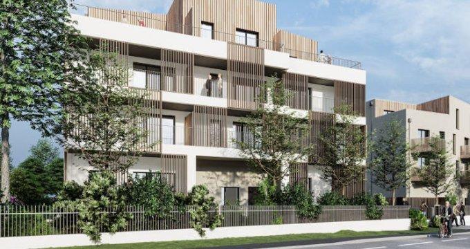 Achat / Vente appartement neuf Vertou à quelques minutes de la Gare (44120) - Réf. 4313