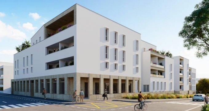 Achat / Vente appartement neuf Vertou centre-bourg proche commodités (44120) - Réf. 5932