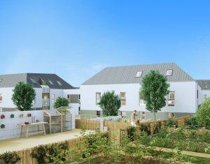Achat / Vente appartement neuf Bouguenais proche grandes axes (44340) - Réf. 2109