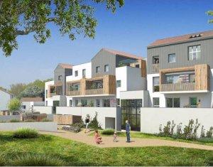 Achat / Vente appartement neuf Bouguenais sud-ouest centre Nantes (44340) - Réf. 3053