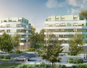 Achat / Vente appartement neuf Carquefou proche du Golf (44470) - Réf. 2951