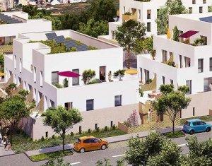 Achat / Vente appartement neuf Couëron à deux pas du centre dans cadre calme (44220) - Réf. 1467