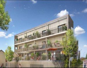 Achat / Vente appartement neuf Couëron rive nord de la Loire (44220) - Réf. 2852
