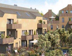 Achat / Vente appartement neuf Guérande à 300 mètres des remparts (44350) - Réf. 5653