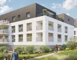 Achat / Vente appartement neuf La Chapelle-sur-Erdre proche tram-train (44240) - Réf. 3259