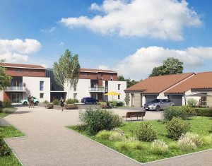 Achat / Vente appartement neuf Le Pellerin proche axes routiers (44640) - Réf. 2582
