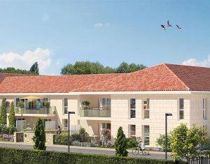 Achat / Vente appartement neuf les Sorinières centre (44840) - Réf. 2698
