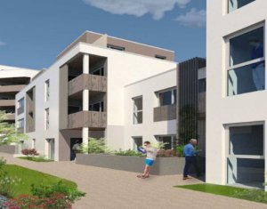 Achat / Vente appartement neuf Nantes à 120 mètres du tramway (44000) - Réf. 4622