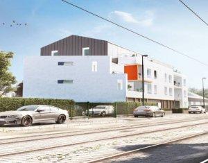 Achat / Vente appartement neuf Nantes à 300 mètres du tramway (44000) - Réf. 4855