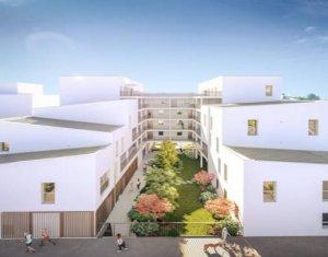 Achat / Vente appartement neuf Nantes à 3min du tramway 1 Jamet (44000) - Réf. 5750