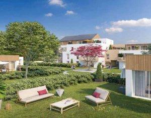 Achat / Vente appartement neuf Nantes au cœur du quartier Contrie (44000) - Réf. 4968