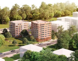 Achat / Vente appartement neuf Nantes entre la Beaujoire et Saint-Joseph (44000) - Réf. 5622
