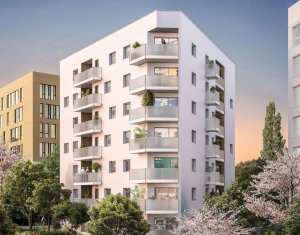 Achat / Vente appartement neuf Nantes parc de la Chantrerie (44000) - Réf. 3344