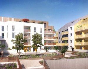 Achat / Vente appartement neuf Nantes quartier gare/Dalby (44000) - Réf. 3491