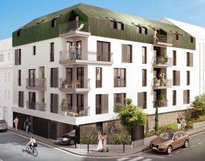 Achat / Vente appartement neuf Nantes quartier Grillaud (44000) - Réf. 1341