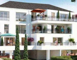 Achat / Vente appartement neuf Nantes quartier hippodrome (44000) - Réf. 3560