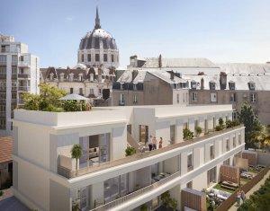 Achat / Vente appartement neuf Nantes quartier Lamoricière Canclaux (44000) - Réf. 6230
