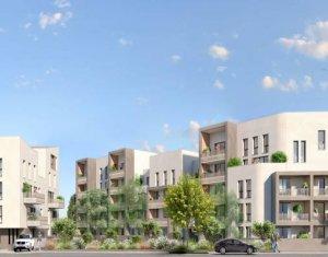 Achat / Vente appartement neuf Nantes quartier Pont du Cens (44000) - Réf. 5691