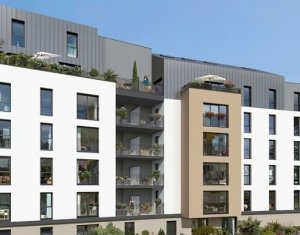 Achat / Vente appartement neuf Nantes quartier Zola (44000) - Réf. 1188