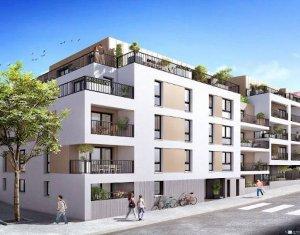 Achat / Vente appartement neuf Nantes secteur Saint-Félix (44000) - Réf. 3808