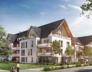 Achat / Vente appartement neuf Pornic centre-ville proche des commodités (44210) - Réf. 3051