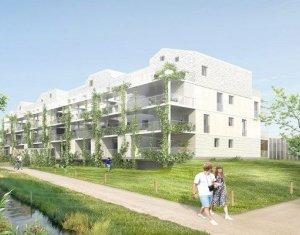 Achat / Vente appartement neuf Rezé écoquartier proche centre-ville (44400) - Réf. 1709