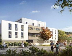 Achat / Vente appartement neuf Rezé porte de Nantes (44400) - Réf. 1198