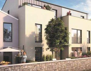 Achat / Vente appartement neuf Saint Herblain proche commerces (44800) - Réf. 2382