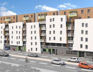 Achat / Vente appartement neuf Saint-Herblain proche quartier Joli Mai (44800) - Réf. 887